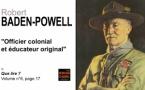 Robert Baden-Powell, officier colonial et éducateur original