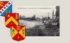 Les cinq minutes de l'héraldique normande — Médailles & Blasons / La Croix de Guerre