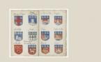 Les cinq minutes de l'héraldique normande — les villes frontalières