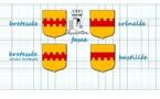 Les cinq minutes de l'héraldique normande — Créneaux et bretèches…